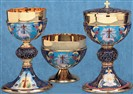 Chalices, Ciboriums and Candlesticks